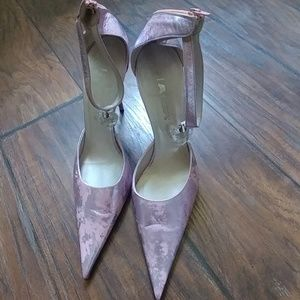 Shoes pink and silver size 39